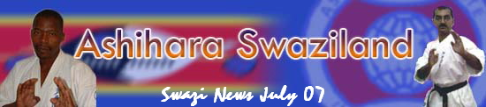 Swazi News July 07